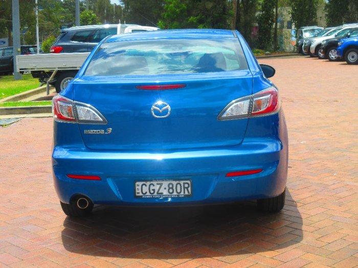 2012 MAZDA 3 NEO BL Series 2 Blue