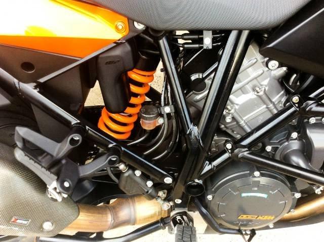 2013 KTM 1190 ADVENTURE DUAL PURPOSE ORANGE