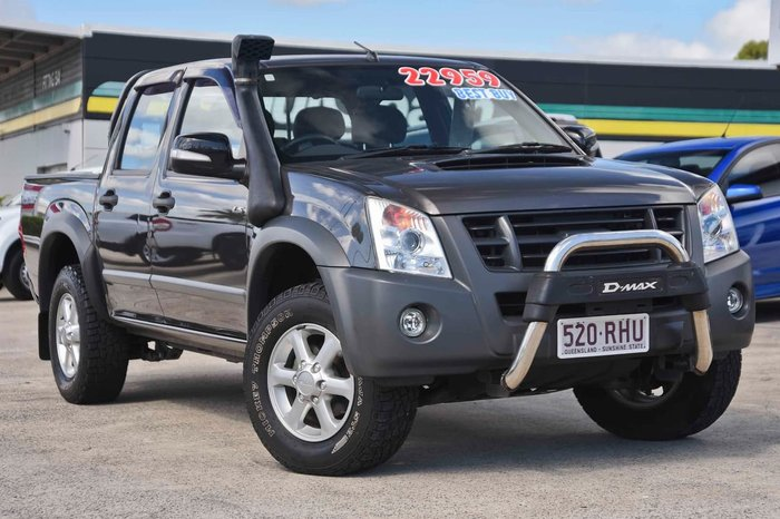 2010 ISUZU D-MAX LS-M (No Series) Grey