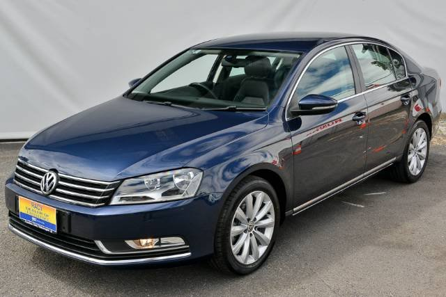 2014 VOLKSWAGEN PASSAT 118TSI DSG TYPE 3C MY14.5 NIGHT BLUE