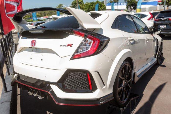 2017 Honda Civic Type R 10th Gen Championship White