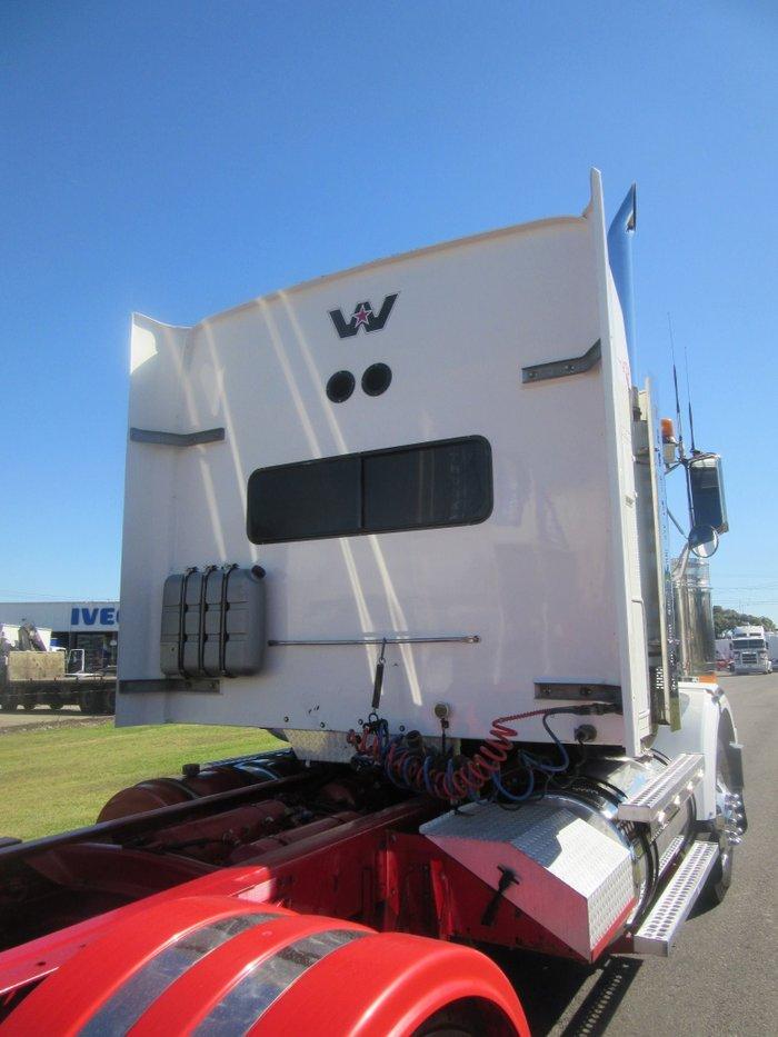 2007 Western Star 4864FX CONSTELLATION