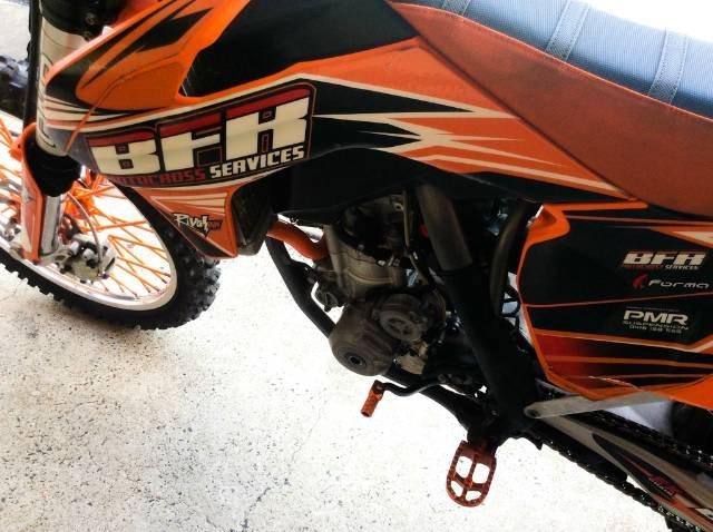 2013 KTM 250 SX-F