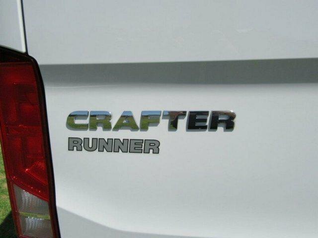 2017 Volkswagen Crafter