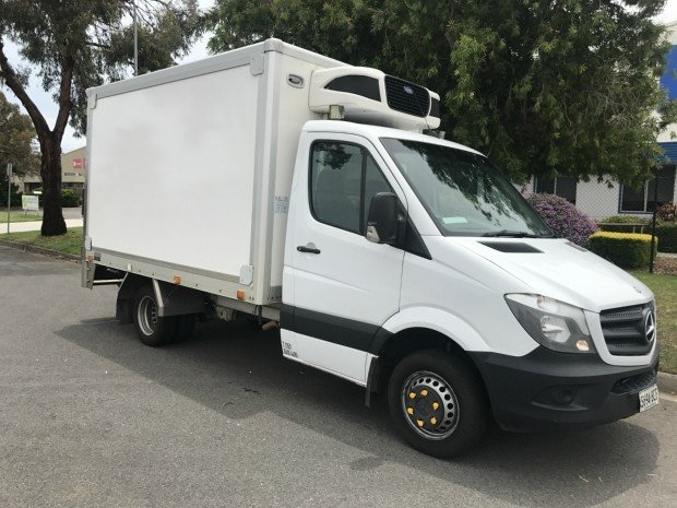 2014 Mercedes Benz 516 CDI SPRINTER 516