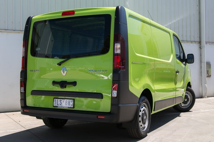 2017 RENAULT TRAFIC 85KW X82 Green