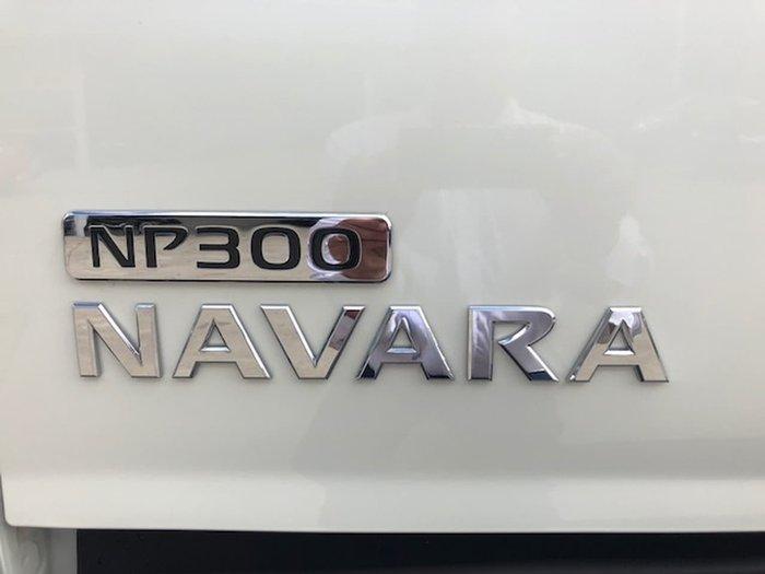 2017 NISSAN NAVARA ST-X D23 Series 2 White
