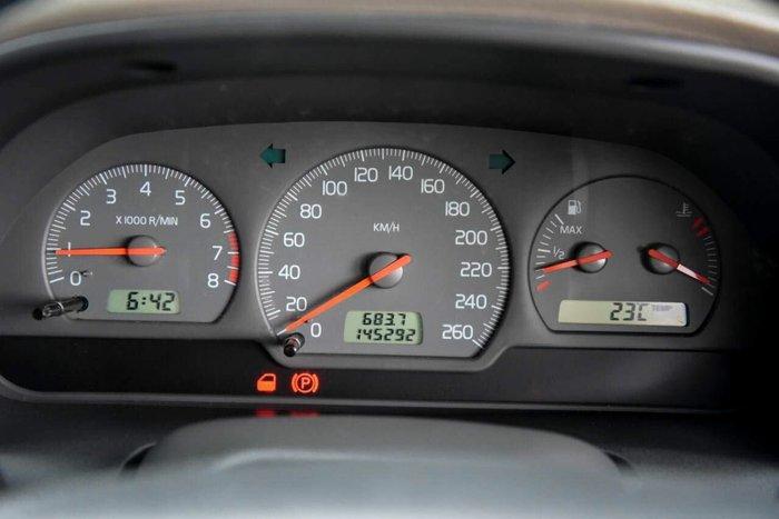 2002 Volvo S40