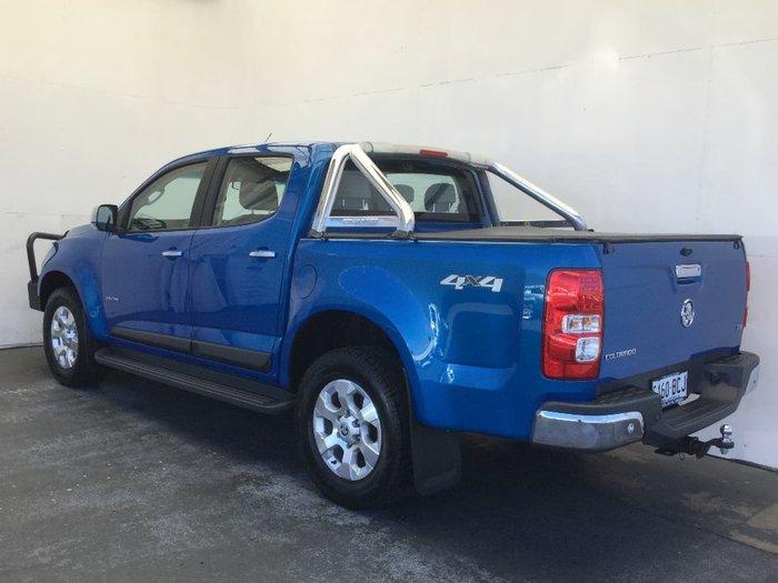 2014 HOLDEN COLORADO LTZ RG Blue