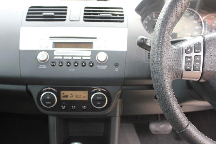 2010 SUZUKI SWIFT RE4 RS415 Black