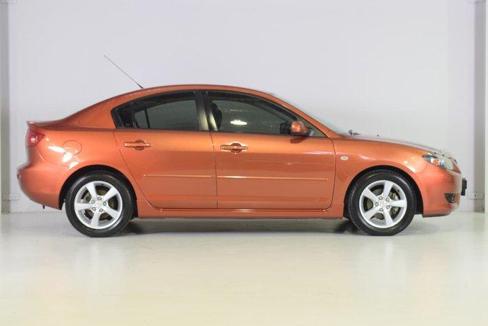 2004 MAZDA 3 MAXX SPORT BK Series 1 Orange