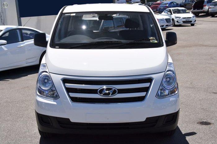 2016 HYUNDAI ILOAD TQ3-V Series II White
