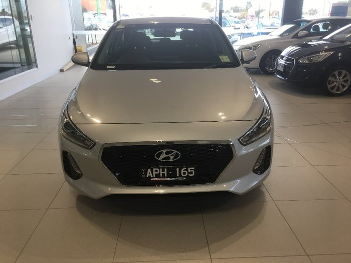 2017 HYUNDAI I30 ACTIVE PD Silver