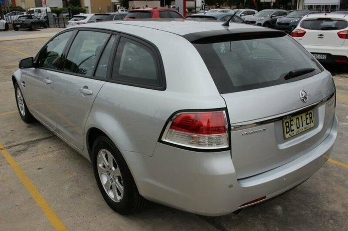 2009 HOLDEN COMMODORE OMEGA VE Silver