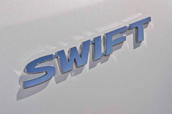 2015 SUZUKI SWIFT GL NAVIGATOR FZ White