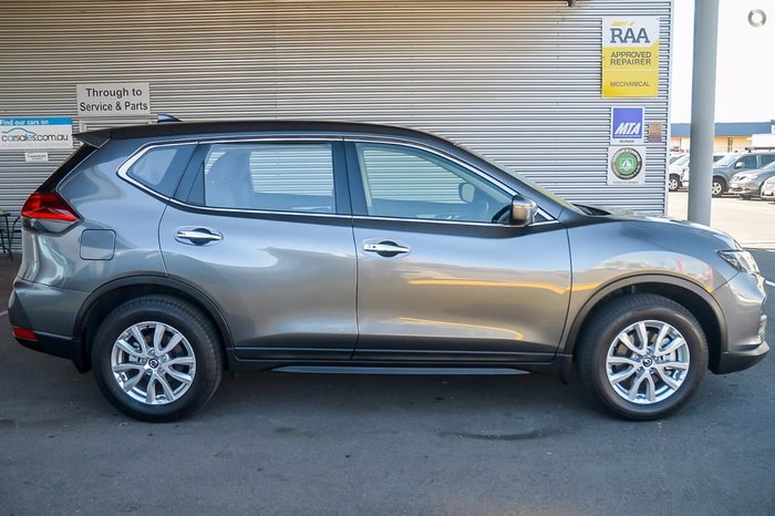 2017 NISSAN X-TRAIL ST T32 Series II Grey