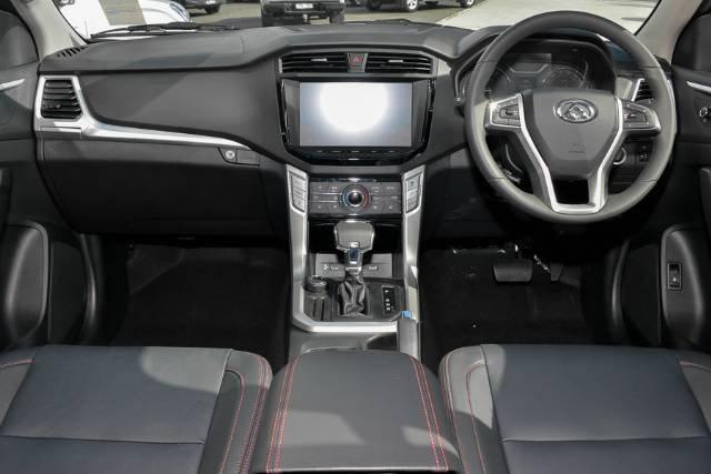 2017 LDV T60 LUXE DUAL CAB SK8C BLANC WHITE