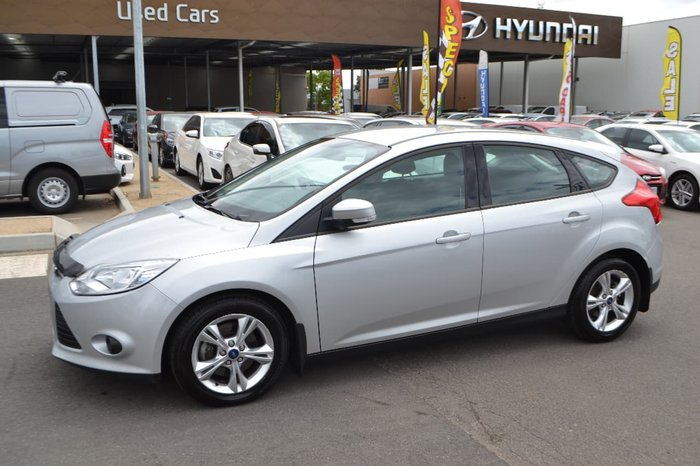 2012 FORD FOCUS TREND LW Silver