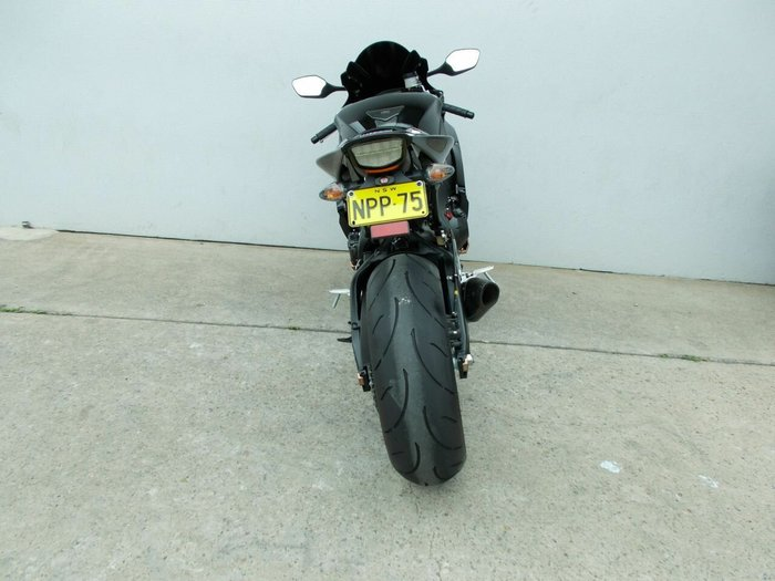 2013 Honda CB1000R Black