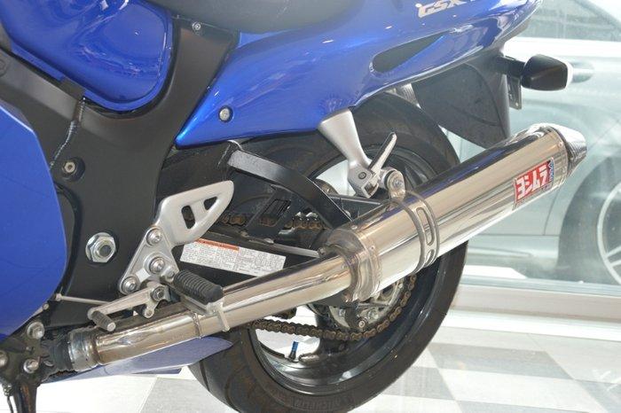 2006 SUZUKI HAYABUSA (GSX1300R) ROAD BLUE