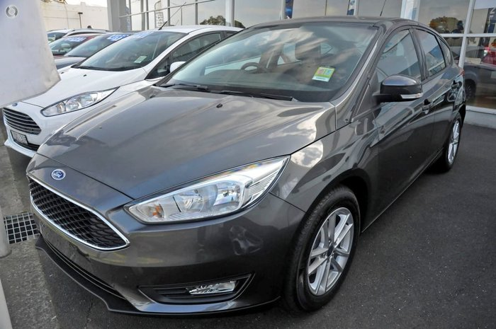 2017 FORD FOCUS TREND LZ Grey