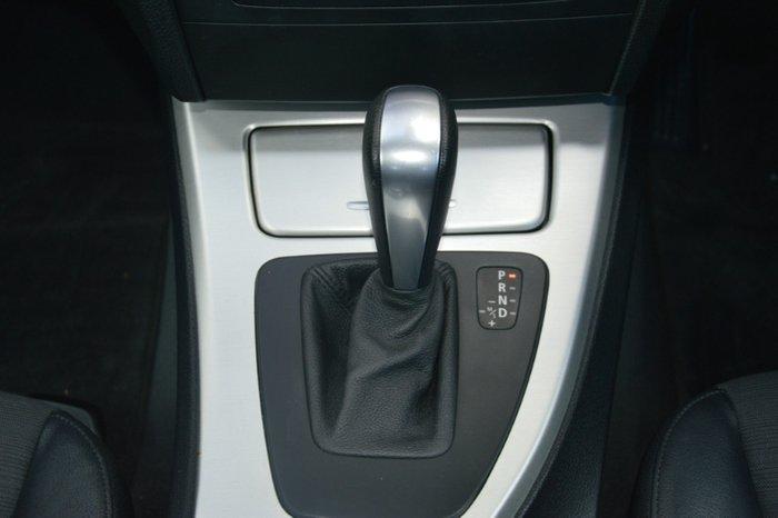 2008 BMW 320I EXECUTIVE STEPTRONIC E90 MY08 SILVER