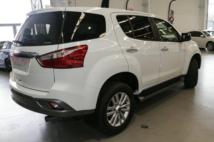 2018 Isuzu MU-X