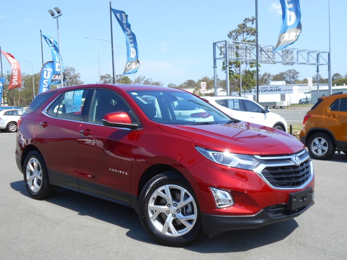 2018 Holden Equinox LT EQ MY18 RED