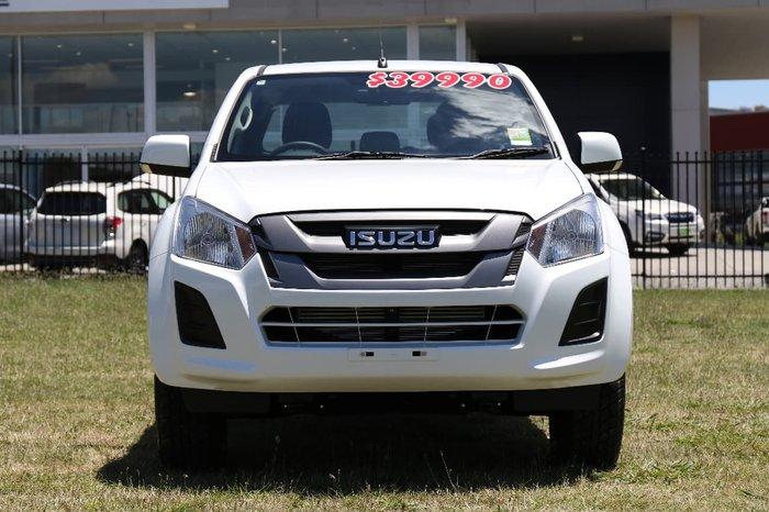 2017 ISUZU D-MAX SX (No Series) White