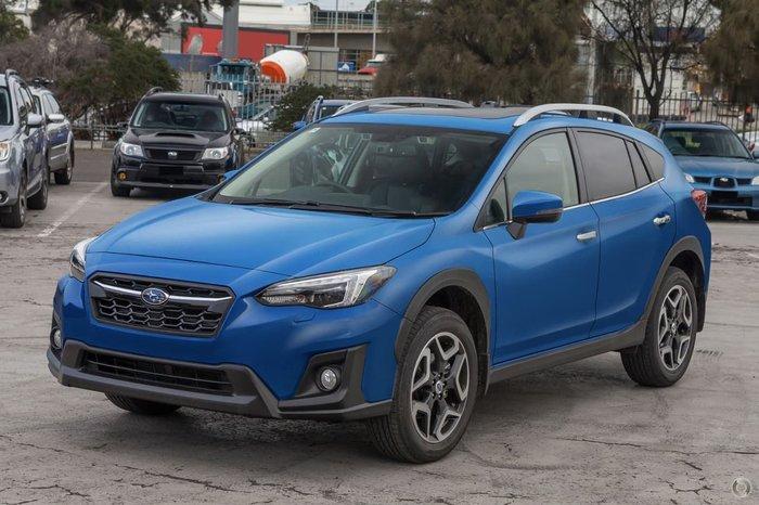 2017 SUBARU XV 2.0I-S G5X Blue