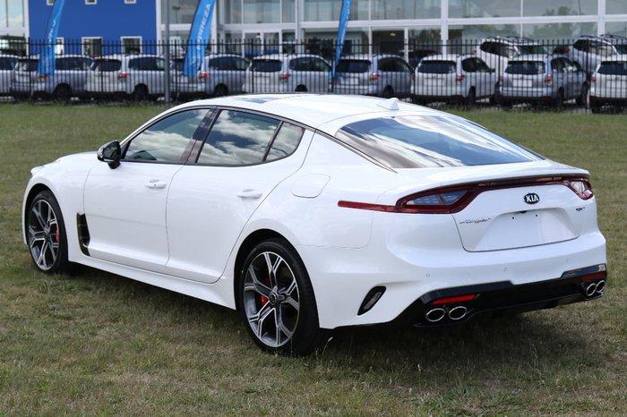 2017 KIA STINGER 330S CK White