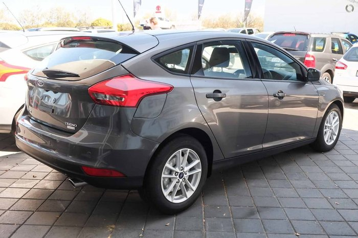 2017 FORD FOCUS TREND LZ Brown