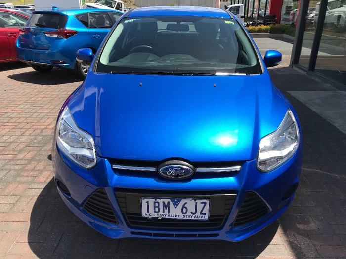 2014 FORD FOCUS AMBIENTE LW MKII Blue