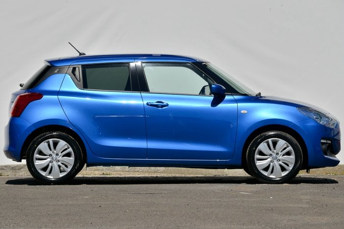 2018 SUZUKI SWIFT GL NAVIGATOR AZ SPEEDY BLUE