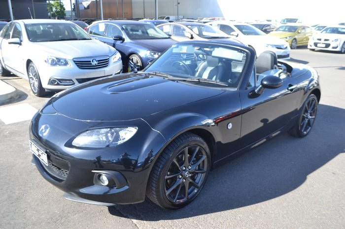2014 MAZDA MX-5 NC Series 2 Black