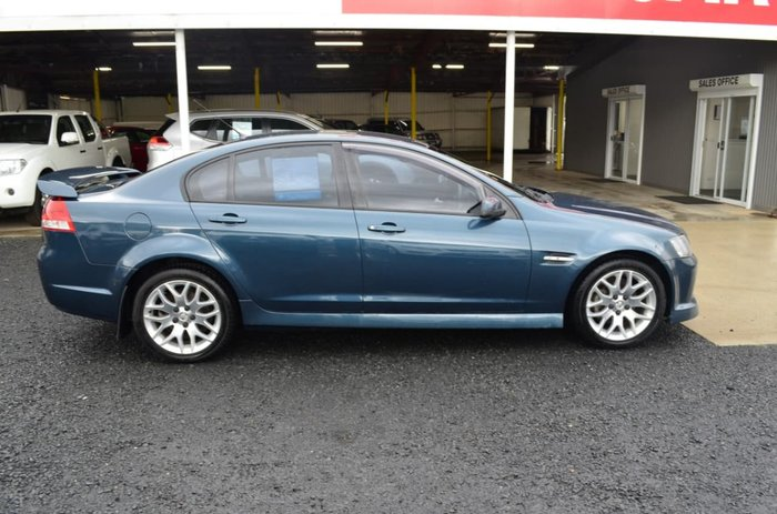 2008 HOLDEN COMMODORE 60TH ANNIVERSARY VE Blue
