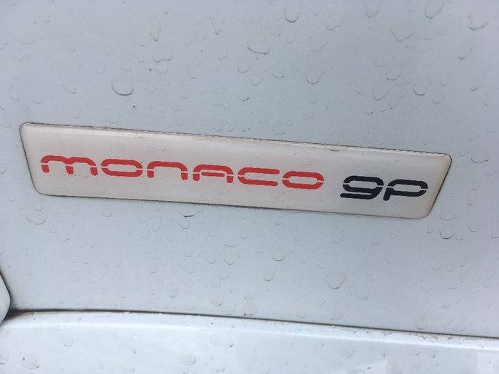 2011 RENAULT MEGANE R.S. 250 MONACO GP III D95 White