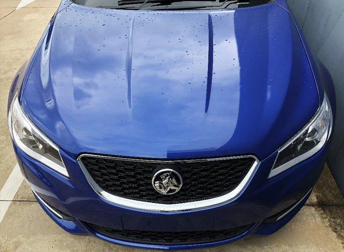 2016 HOLDEN COMMODORE EVOKE VF Series II Blue