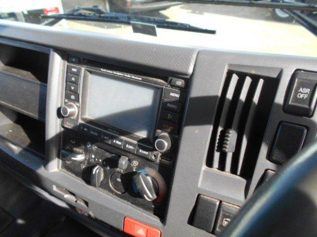 2011 Isuzu FRR500 ISUZU FRR500 2011 CURTAINSIDER