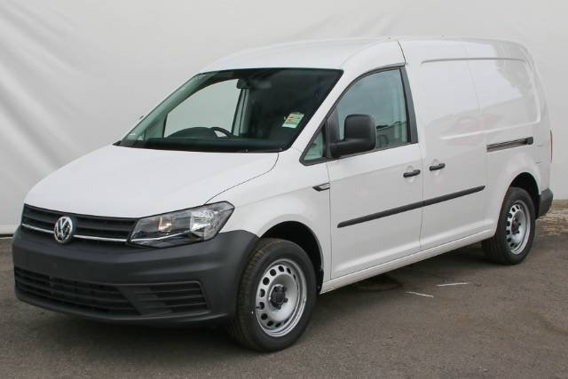 2018 VOLKSWAGEN CADDY TSI220 MAXI 2KN MY18 CANDY WHITE