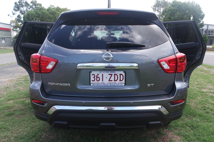 2017 Nissan Pathfinder R52 Series II MY17 GREY