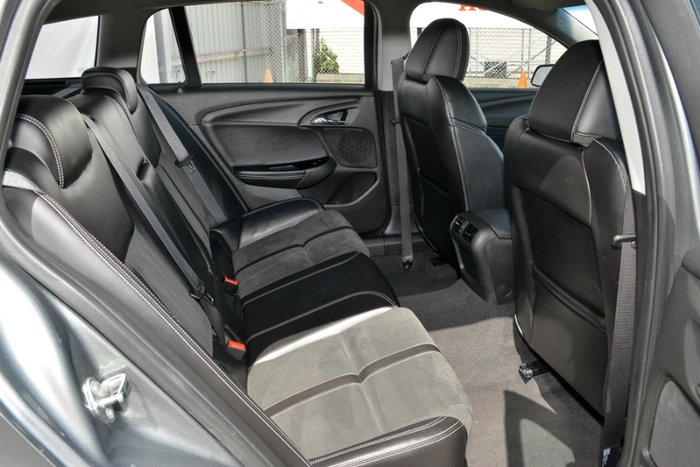 2015 HOLDEN COMMODORE SV6 VF II MY16 PRUSSIAN STEEL