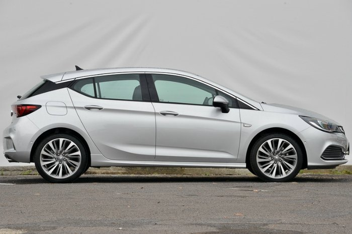 2017 HOLDEN ASTRA RS-V BK MY17 NITRATE