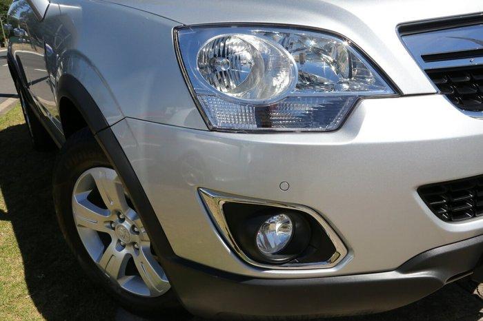 2011 Holden Captiva