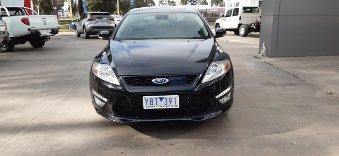 2010 Ford Mondeo Titanium TDCi MC Black