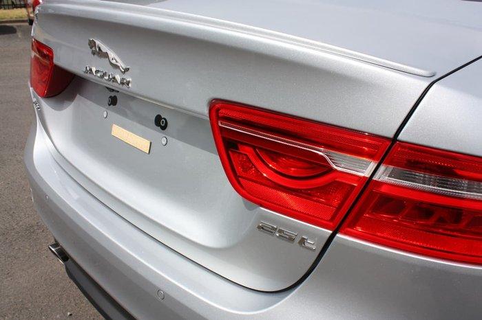 2017 JAGUAR XE 25T R-SPORT X760 Silver