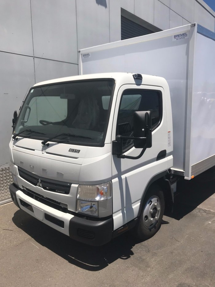 2017 Fuso Canter 515 FEB51GR4SFAC