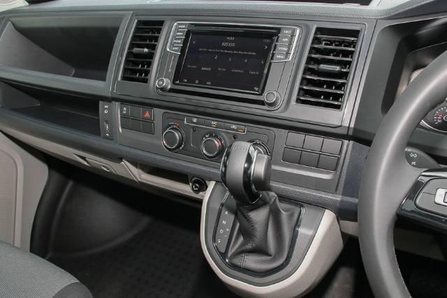 2018 VOLKSWAGEN TRANSPORTER TDI400 DUAL CAB T6 MY18 INDIUM GREY