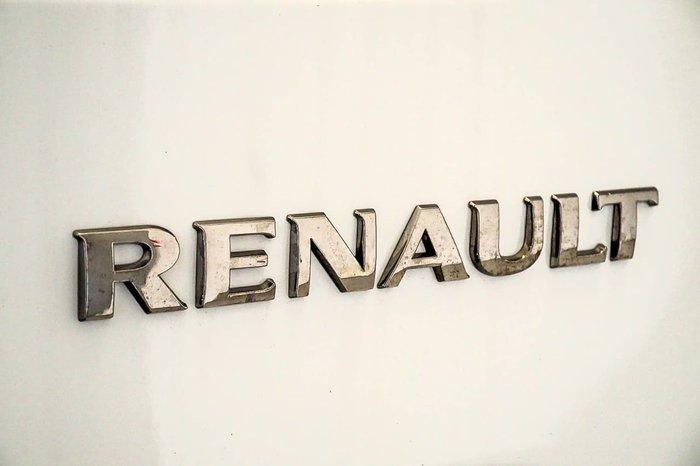 2016 RENAULT KANGOO F61 Phase II White