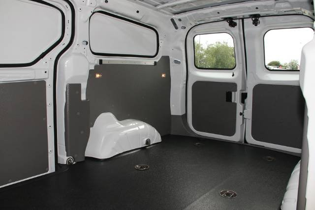 2018 LDV G10 BARN DOOR SV7C BLANC WHITE
